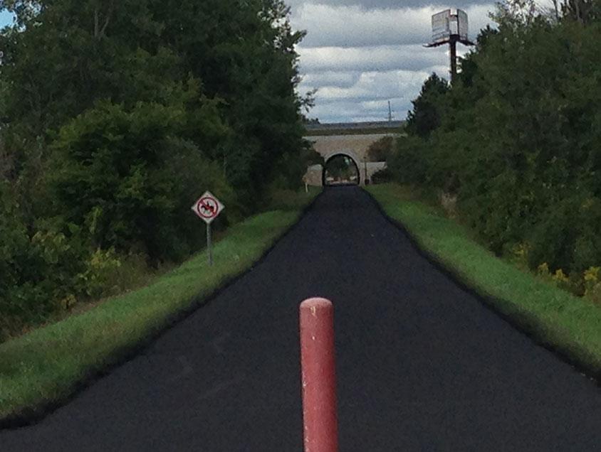 Pere Marquette Rail Trail Concept