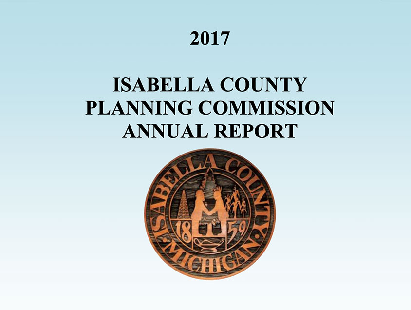 2017 Annual Report Planning Commission