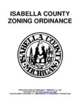 preview image of first page Zoning Ordinance