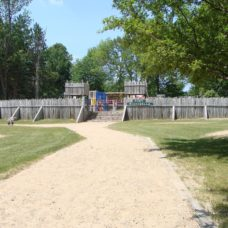 Old West Play Ground