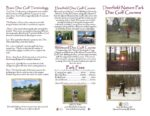 preview image of first page Disc Golf Brochure