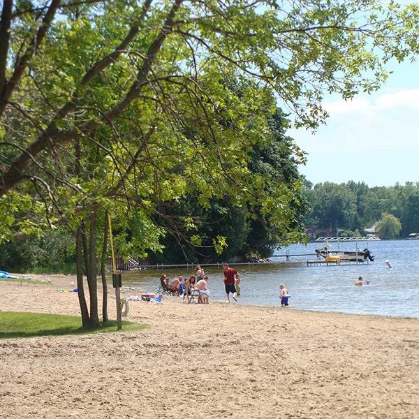 Coldwater Park Beach