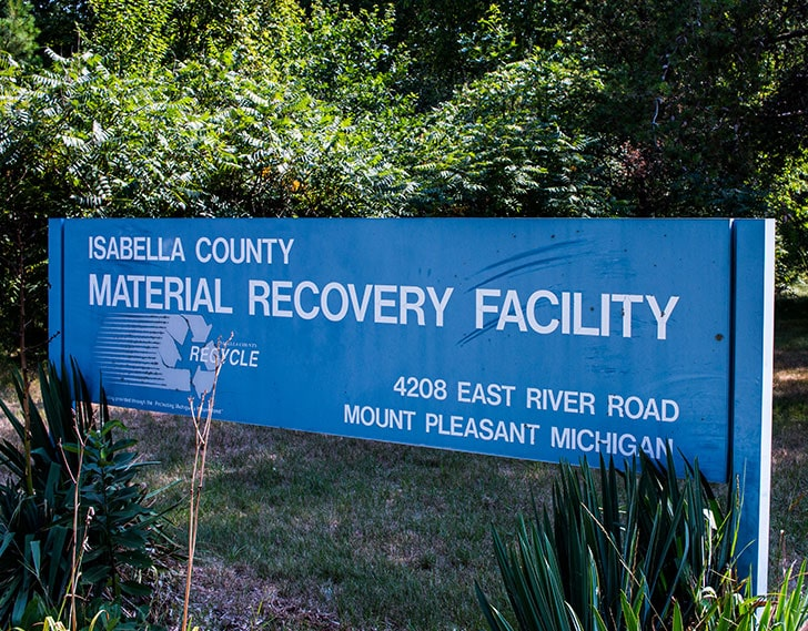 Isabella County Material Recovery Facility