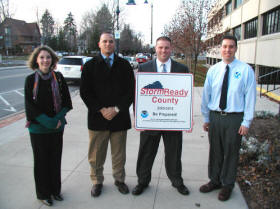 Isabella County Certified StormReady Community