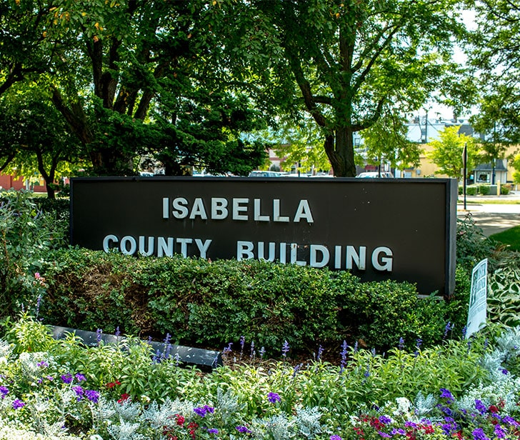 Isabella County Building