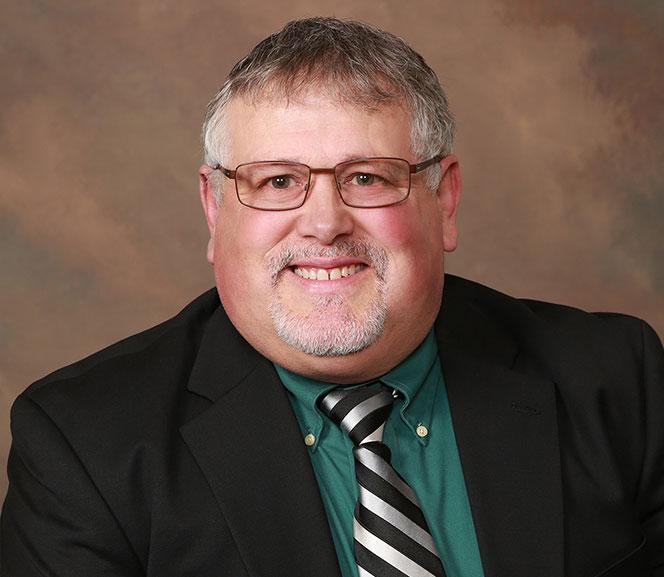 Commissioner Frank Engler