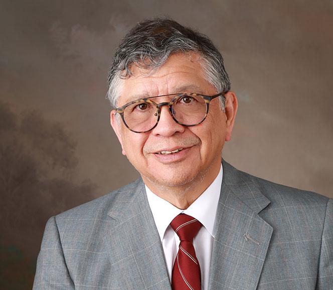 James Moreno - Commissioner
