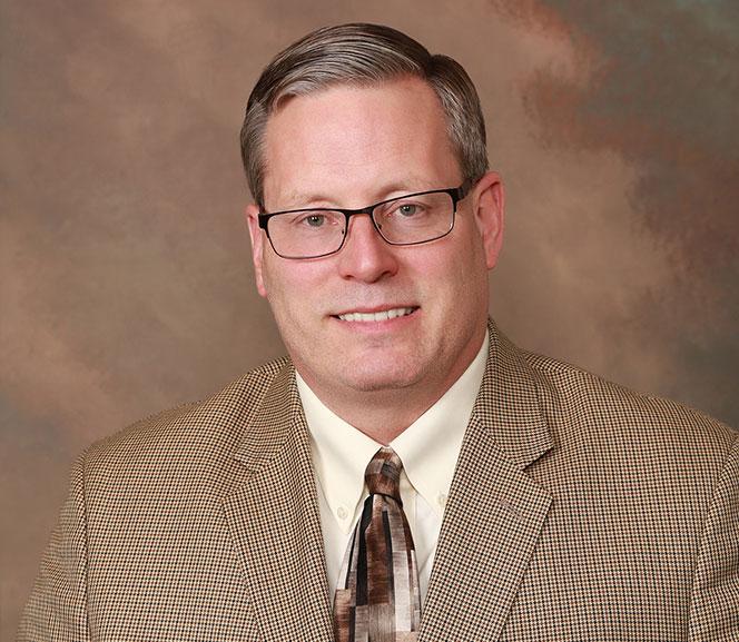Jim Horton - Commissioner