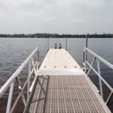 Coldwater Lake Family Park dock