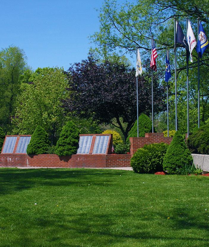 Island Park Vietnam Memorial