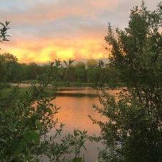 Sunrise at DNP
