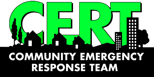 CERT Logo - Community Emergency Response Team