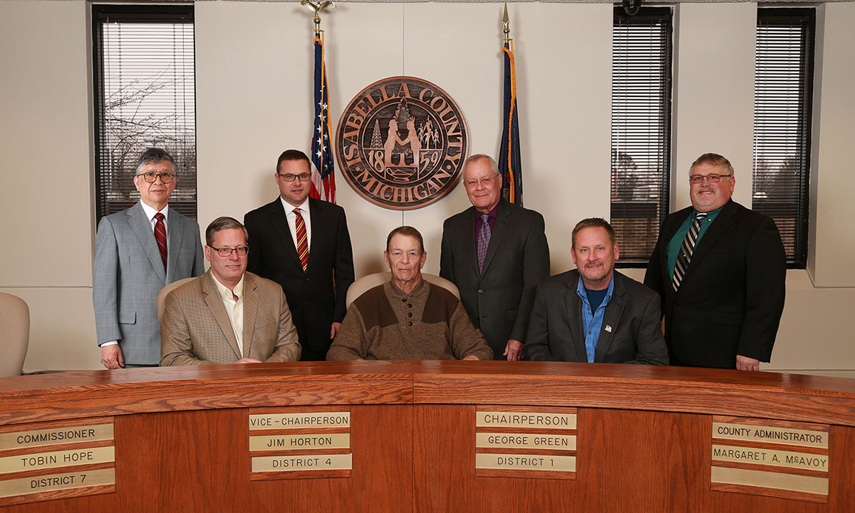Board of Commissioners Group Photo