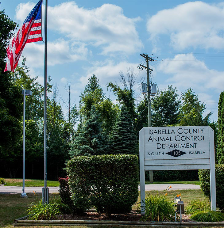 Isabella County Animal Control Department