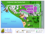 preview image of first page Coldwater Lake Campground Map