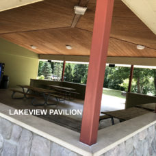 Coldwater Inside Lakeview Pavilion