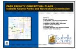 preview image of first page Parks Conceptual Plan