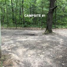 Deerfield Campsite #1