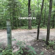 Deerfield Campsite #2