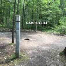 Deerfield Campsite #4