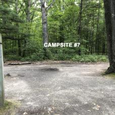 Deerfield Campsite #7