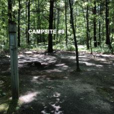 Deerfield Campsite #9