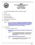 preview image of first page March 3, 2020 Agenda