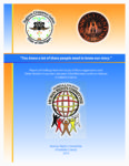 preview image of first page Study of Microagressions Against Tribal Members in Isabella County – Full Report