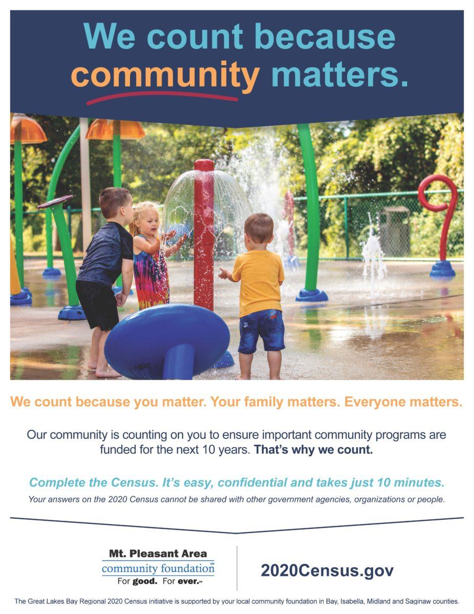 2020 Census Community Matters Isabella County Michigan Последние твиты от midland county mi (@midlandcountymi). 2020 census community matters