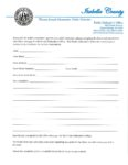 preview image of first page Isabella County Public Defender's Client Complaint Form
