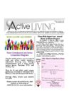 preview image of first page December 2019 Active Living