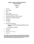 preview image of first page October 14, 2021 Agenda